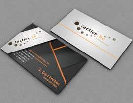 #2 for Design Business Cards for Tactics bvba af squadesign