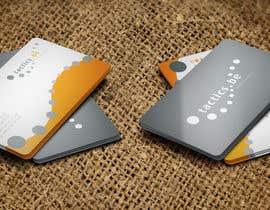 #4 for Design Business Cards for Tactics bvba af webixbd