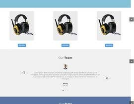 #5 cho Design the best front page for our website bởi RiveyracorpS