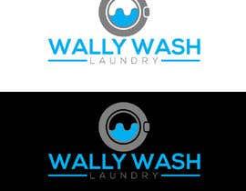 #142 for Logo for My Laundromat - Wally Wash Laundry af rakibahammed660