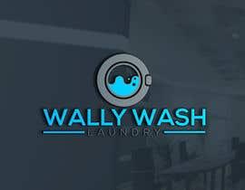 #146 for Logo for My Laundromat - Wally Wash Laundry af rakibahammed660