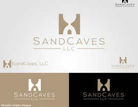 #28 for SandCaves Logo by Mechaion