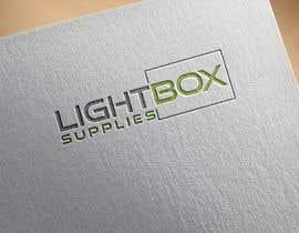 #460 untuk Design a Logo for Lightbox Supplies oleh szamnet
