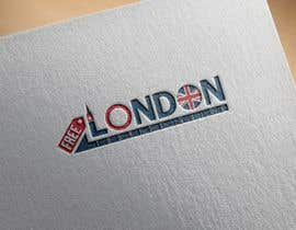 #12 for Free London logo by Rubelrds