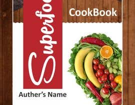 #40 for Design a book cover for a health food cookbook by saurabh9977