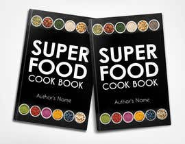 #35 for Design a book cover for a health food cookbook by ershad0505