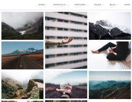 Nro 3 kilpailuun Build an email capture landing page for a Website käyttäjältä vishalpardhi27