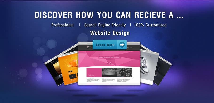 Kilpailutyö #87 kilpailussa Banner Ad Design for www.MarketHouse.us