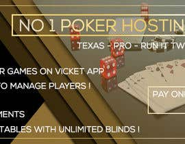 #24 for Design banner for poker hosting in india by audacieux