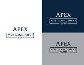 shahajan677 tarafından Create an AMAZING LOGO for our company -- Apex Asset Management Group için no 955