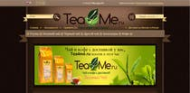 Contest Entry #23 for Banner Ad Design for Tea4me.ru tea&coffee sales&delivery