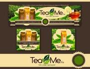 Graphic Design Konkurrenceindlæg #92 for Banner Ad Design for Tea4me.ru tea&coffee sales&delivery
