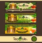 Graphic Design Konkurrenceindlæg #91 for Banner Ad Design for Tea4me.ru tea&coffee sales&delivery