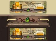Contest Entry #82 for Banner Ad Design for Tea4me.ru tea&coffee sales&delivery