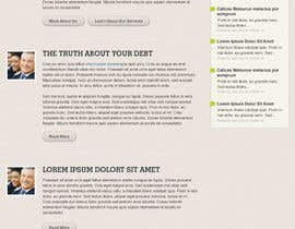 #101 для Website Design for LookforLawyer.com от dmoldesign