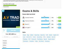 jlvtrad tarafından vWorker Users: Complete your Profile and Win! için no 186