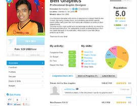 BenGraphics tarafından vWorker Users: Complete your Profile and Win! için no 198