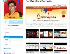 #199 for vWorker Users: Complete your Profile and Win! by BenGraphics