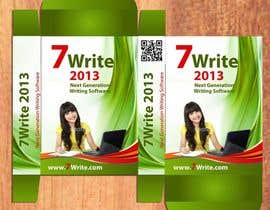 #23 for Graphic Design for 7write af itm2008
