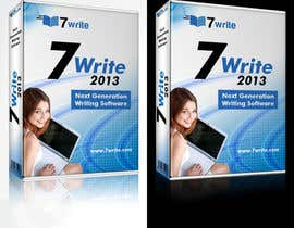 nº 44 pour Graphic Design for 7write par robertlopezjr