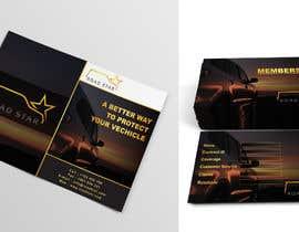 #8 cho Design a Pamphlet and Membership ID for RoadStar bởi tjilon2014