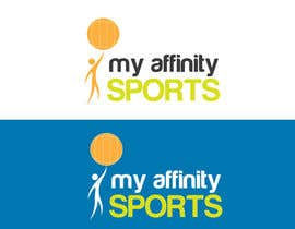 #90 para Logo Design for My Affinity Sports por Hasanath