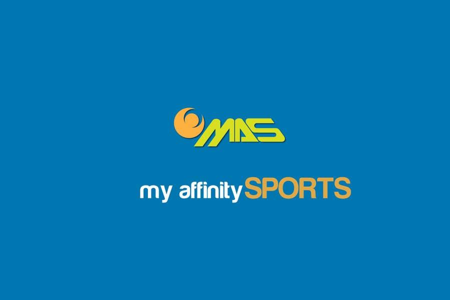 Penyertaan Peraduan #                                        91                                      untuk                                         Logo Design for My Affinity Sports