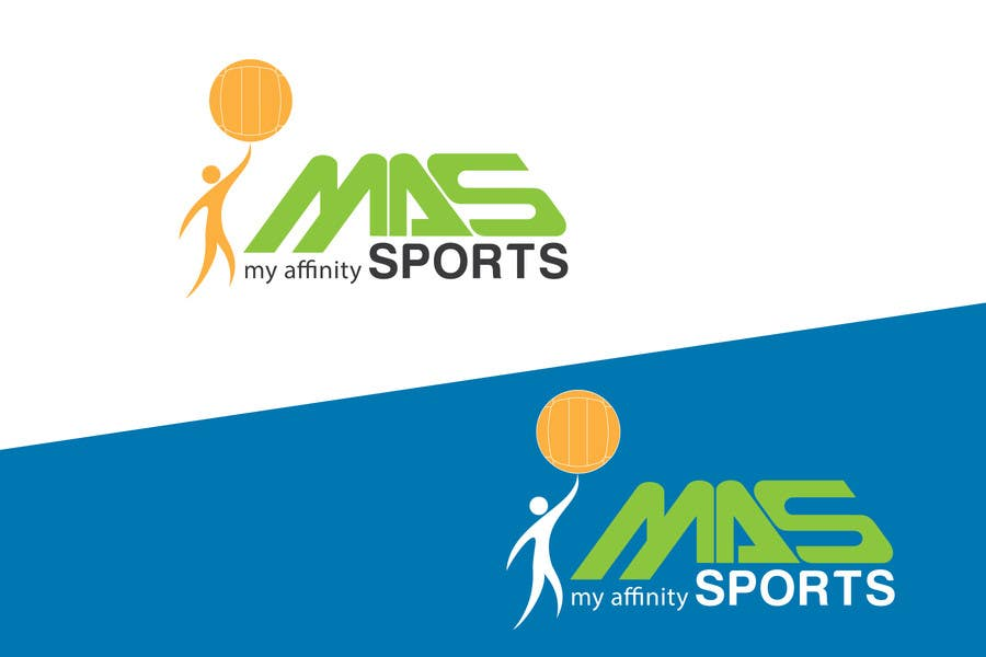 Proposition n°                                        95                                      du concours                                         Logo Design for My Affinity Sports