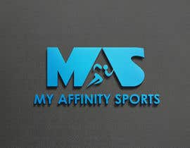 #33 para Logo Design for My Affinity Sports por sarah07