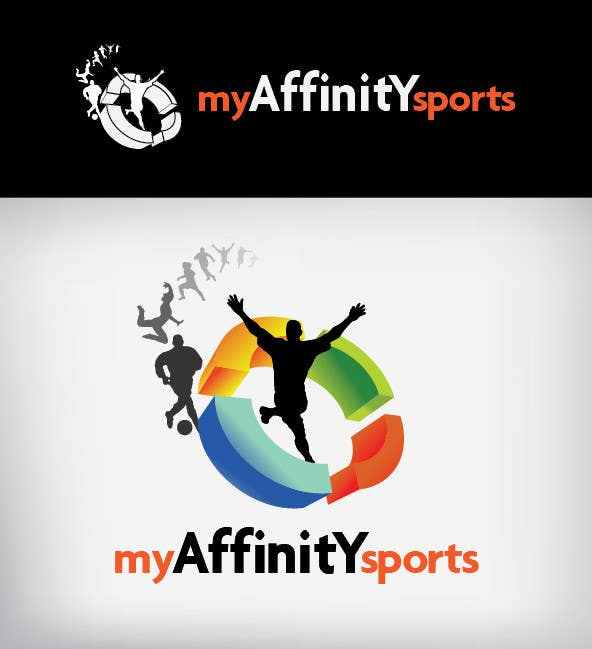 Proposition n°                                        49                                      du concours                                         Logo Design for My Affinity Sports