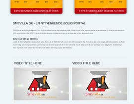 nº 5 pour Website design for a Real Estate Portal - 1page winner will be awarded 5 more pages par intellisupport