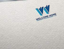 #184 for Design a Logo for Welcome Home Property Management LLC by Jack435