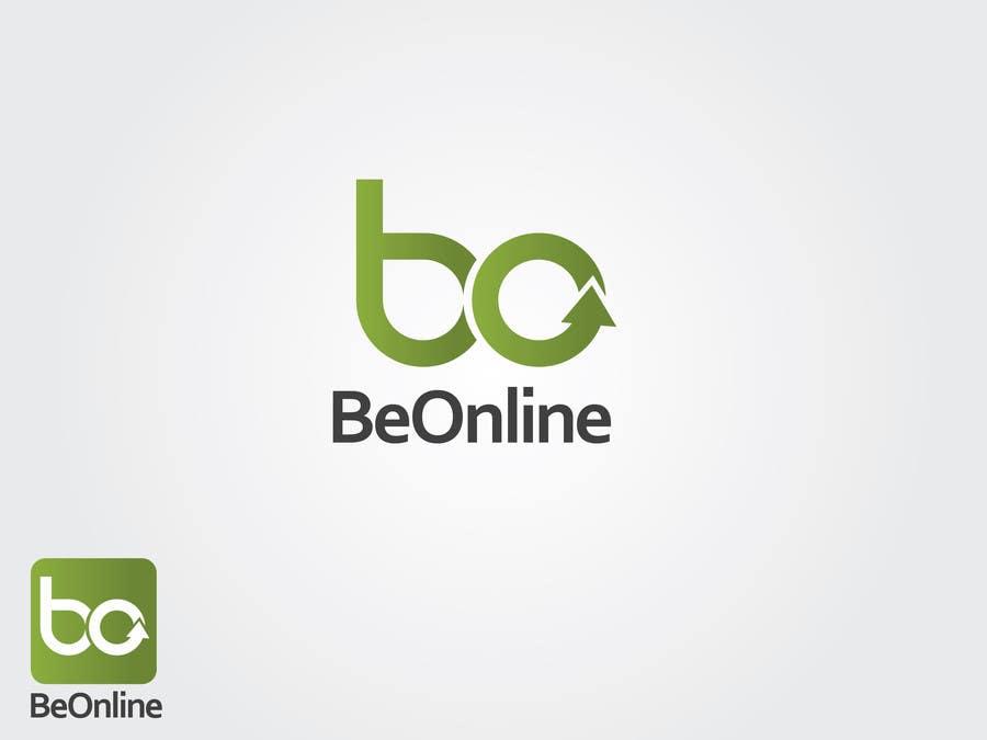 Penyertaan Peraduan #                                        30                                      untuk                                         Design a Logo for be-online
