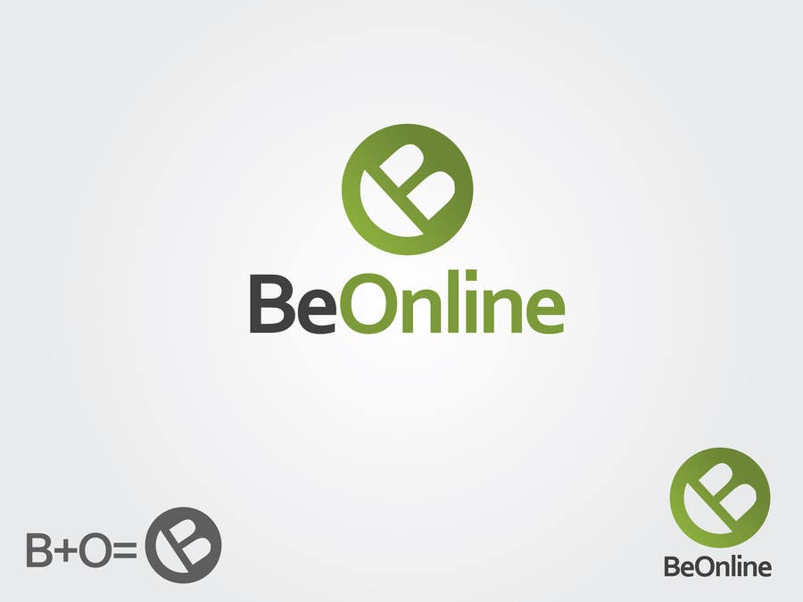 Penyertaan Peraduan #                                        36                                      untuk                                         Design a Logo for be-online