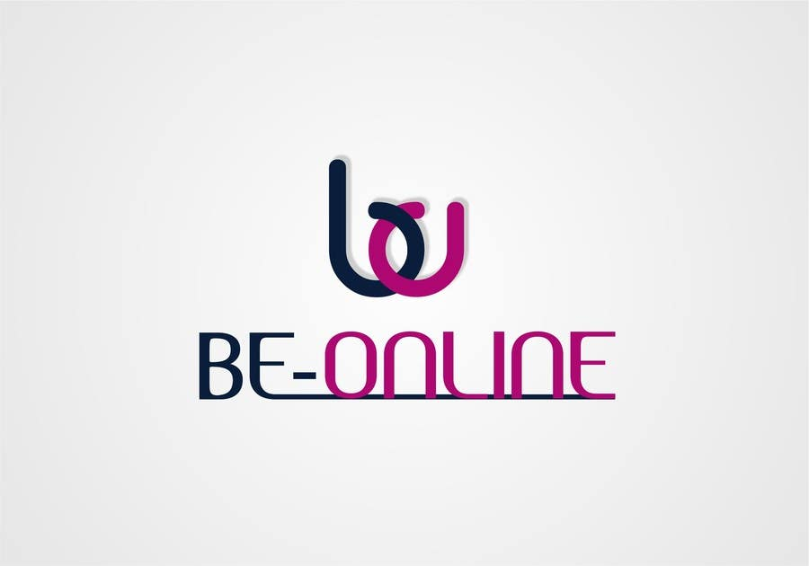 Penyertaan Peraduan #                                        40                                      untuk                                         Design a Logo for be-online