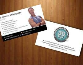 #51 for Business Card Design for Dr Charles by itm2008