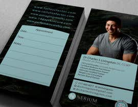 #112 untuk Business Card Design for Dr Charles oleh midget
