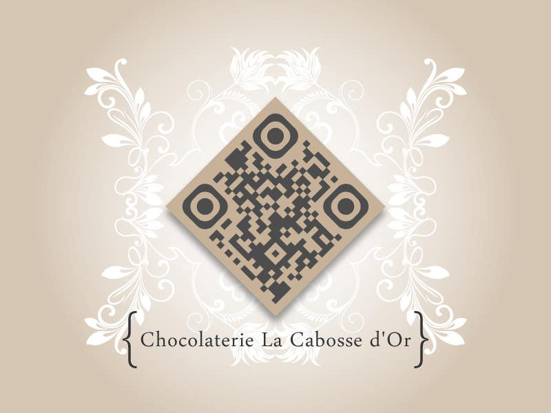 Inscrição nº 45 do Concurso para QR Code Design for our Chocolate Factory