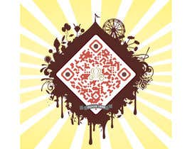 #38 for QR Code Design for our Chocolate Factory by towin