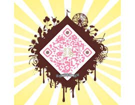 #40 for QR Code Design for our Chocolate Factory by towin