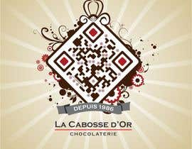 #8 for QR Code Design for our Chocolate Factory by ezesol