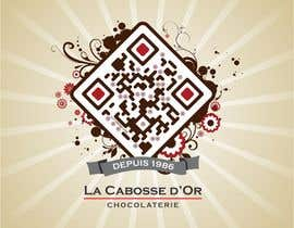 #11 for QR Code Design for our Chocolate Factory af ezesol