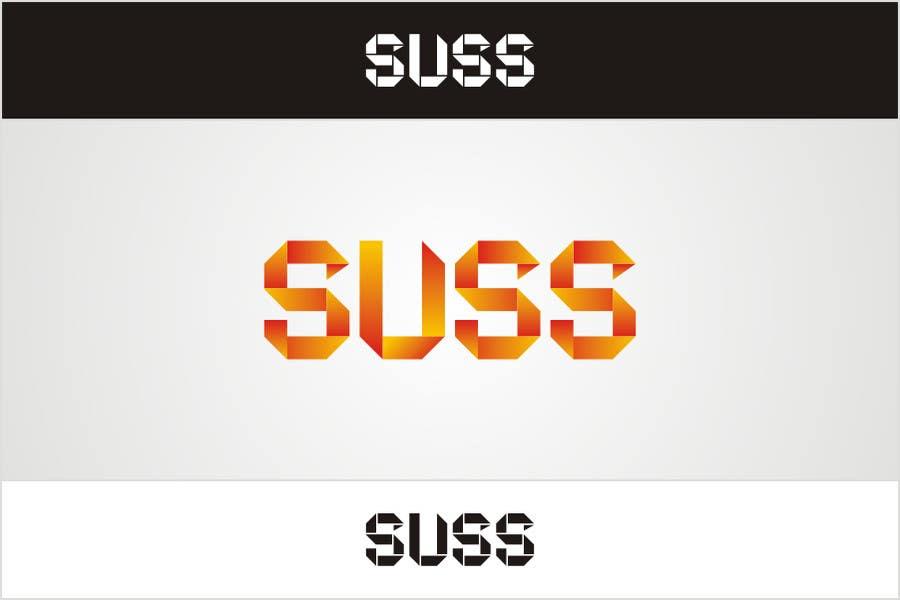 "Bài tham dự cuộc thi #135 cho Logo Design for ""Suss"""