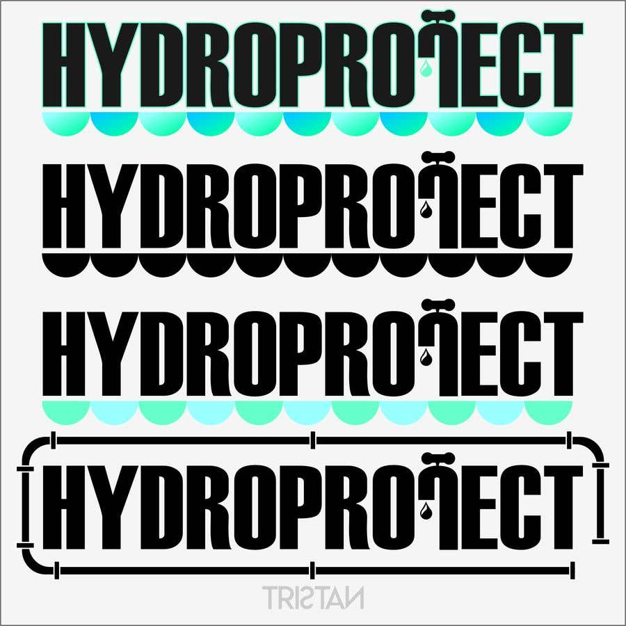 Contest Entry #5 for Diseñar logotipo HYDROPROJECT