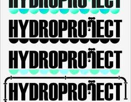 #5 for Diseñar logotipo HYDROPROJECT by Tristanzz
