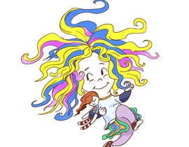 #192 for Draw Dr.Suess/Sketch type of drawing of real person with neon rainbow hair by cgDIRUS