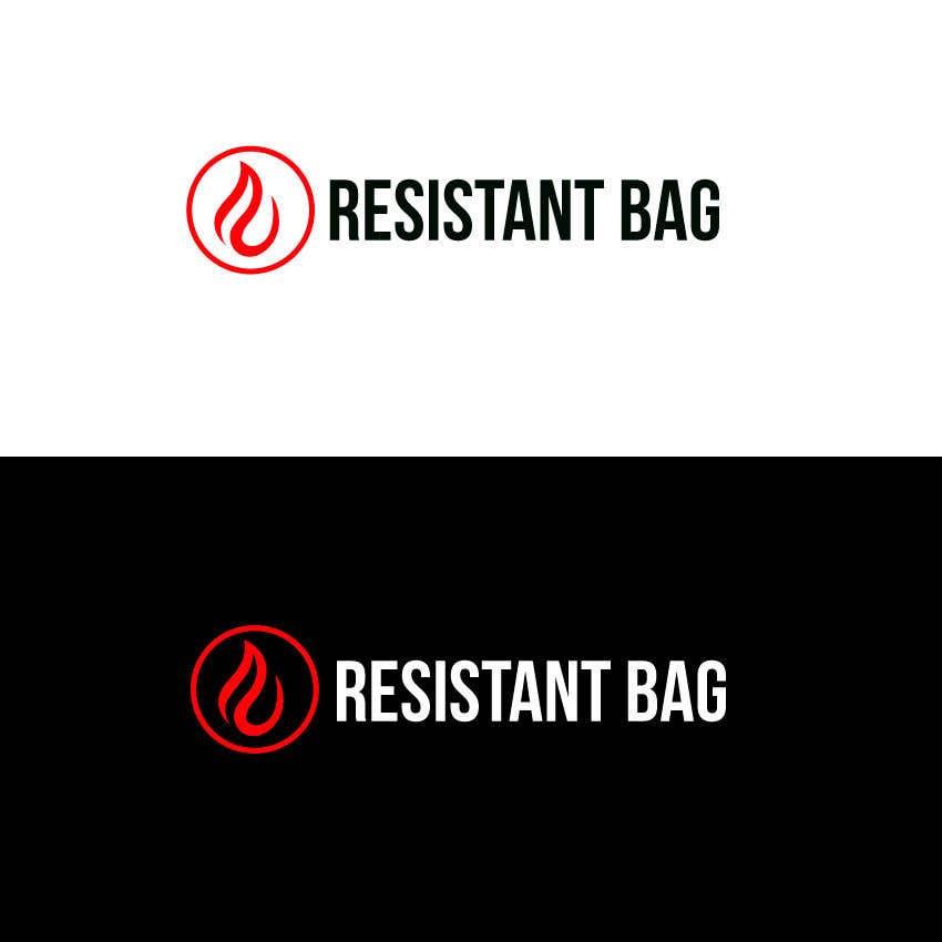 Συμμετοχή Διαγωνισμού #16 για Logo for a fire resistant gag for storing documents and other valuable belongings.  Need a creative design away from the flame icon.