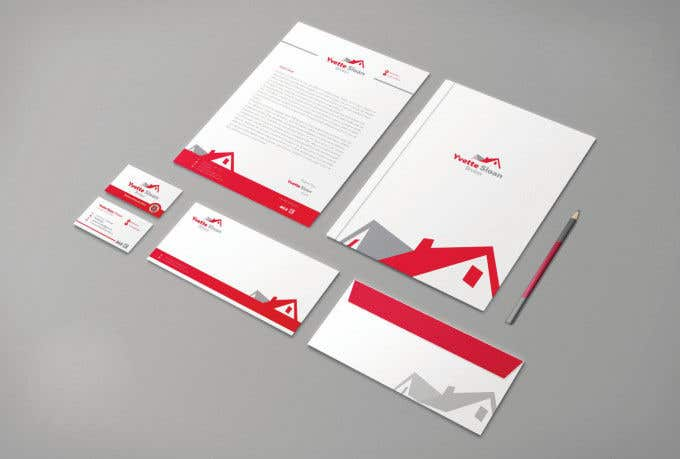 entry 7 by cretivedesigner for design business card and letter