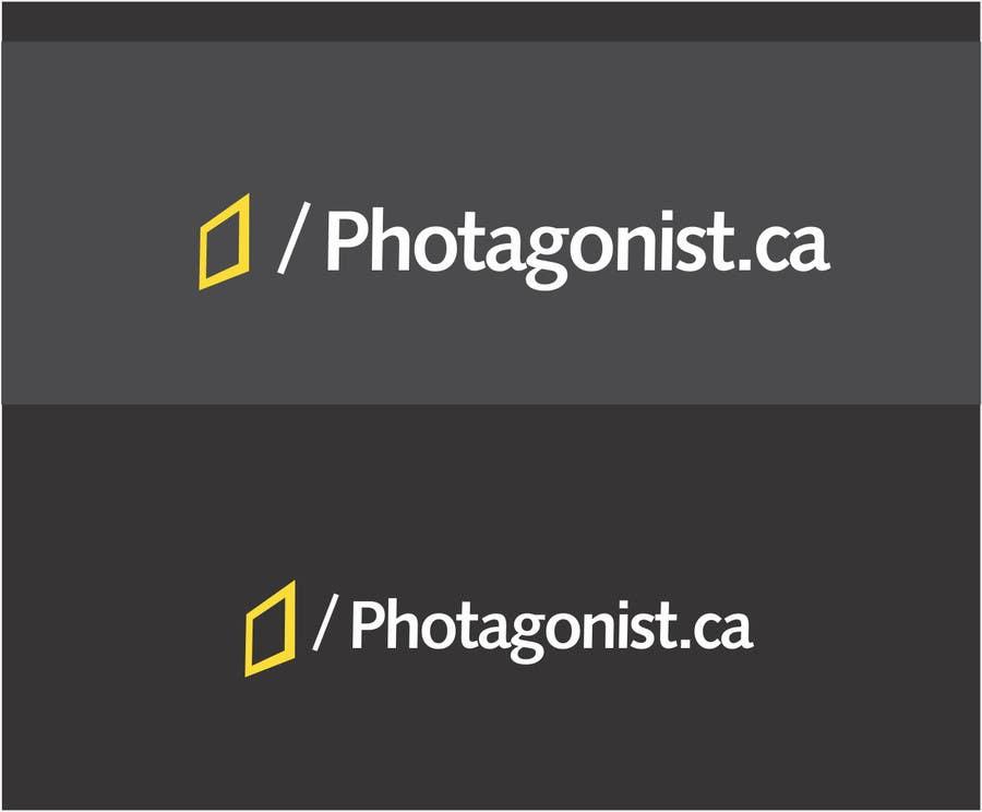 Konkurrenceindlæg #715 for Logo Design for Photagonist.ca