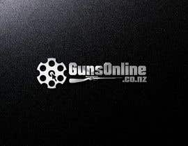 #270 untuk Logo for gunsonline.co.nz oleh eddesignswork